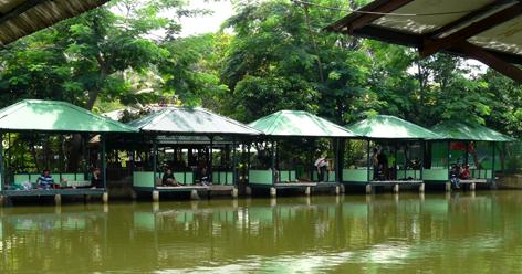 Pemancingan Lubana Sengkol