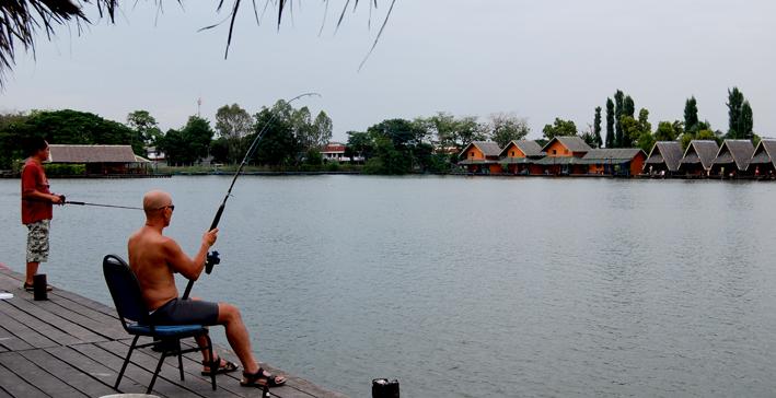 10 Lokasi Pemancingan Terbaik Monster Fish di Thailand