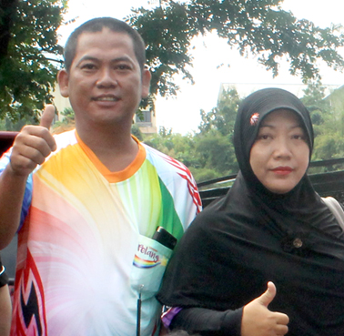 Bowo dan istri