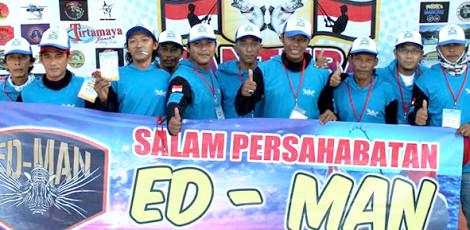 Cover Klub Edman 1