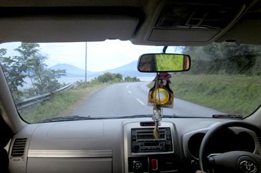 Jalan menuju Singkarak