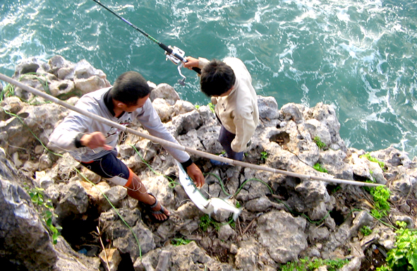 Cover Rock Fishing