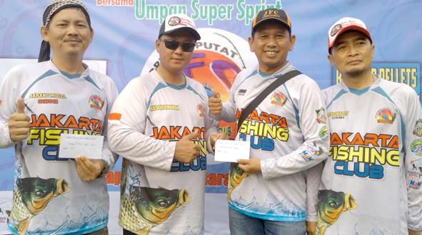 Juara Total Prestasi Kiri dan Kanan