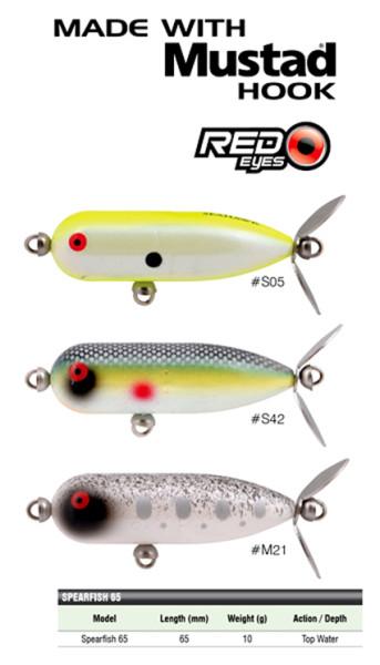 Spearfish 1