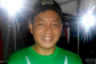 Dan Lanal Cirebon Let Kol (Mar) Yustinus Rudiman