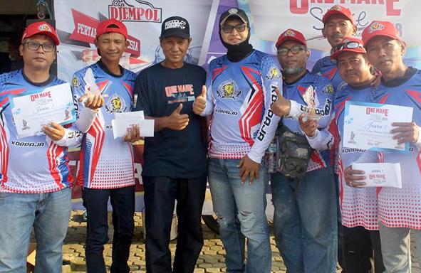 Koppaja meraih 2 juara